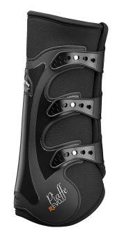 Veredus Piaffe Revolution Rear Dressage Boots  Black