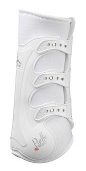 Veredus Piaffe Revolution Rear Dressage Boots  White