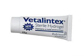 Vetalintex Sterile Hydrogel - 15 Gm - Robinsons Animal Health