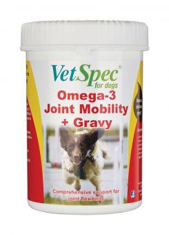 VetSpec Omega 3 Joint Mobility + Gravy 500g