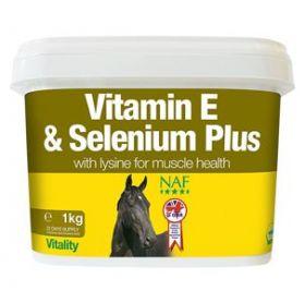 NAF Vitamin E & Selenium Plus