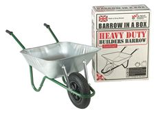 Easi-Load Heavy Duty Wheelbarrow - Walsall Wheelbarrows