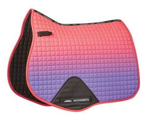 Weatherbeeta Prime Ombre All Purpose Saddlepad - Desert Sky