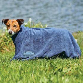 WeatherBeeta Dry-Dog Bag Navy