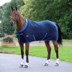 WeatherBeeta Double Bonded Fleece Cooler Navy - Blue