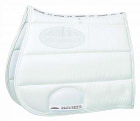 Weatherbeeta Elite All Purpose Saddle Pad White