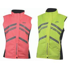 Weatherbeeta Adults Reflective Lightweight Waterproof Vest