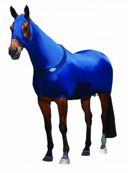 Weatherbeeta Stretch Rug with Belly Closure  Navy