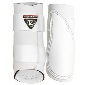 Equilibrium Tri-Zone Brushing Boots White