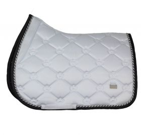 PS of Sweden Monogram Jump Saddlepad - Winning Round - Full