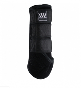 Woof Wear Dressage Wrap - WB0061 Black