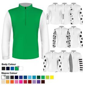 Equetech Junior Custom Unisex Cross Country Shirt