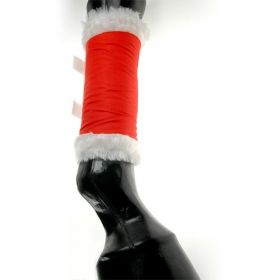 Christmas Leg Wraps - Pair