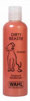 Wahl Smart Groom Dirty Beastie Shampoo 250ml