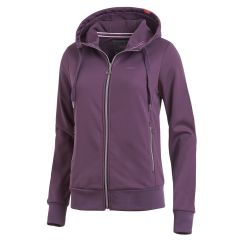Schockemohle Candy Style Ladies Hoodie - Mauve - Schockemohle