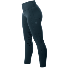 Equetech Inspire Riding Tights Grey - Equetech