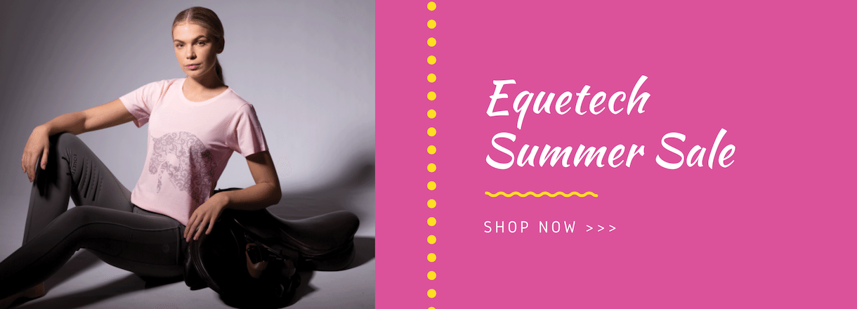Equetech Summer sale up to 80% Off