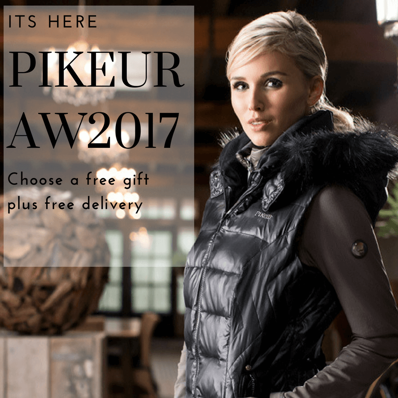 Pikeur AW2017 Free Gift Free Delivery